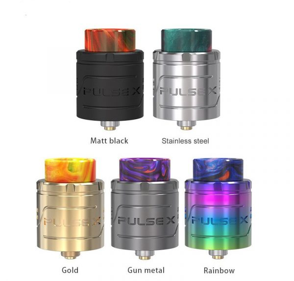 Дрипка Pulse X RDA 25 mm