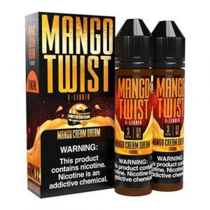 Mango twist - Mango Cream Dream