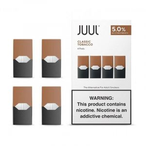 Juul Cartridge 4 шт. Creme Brulee