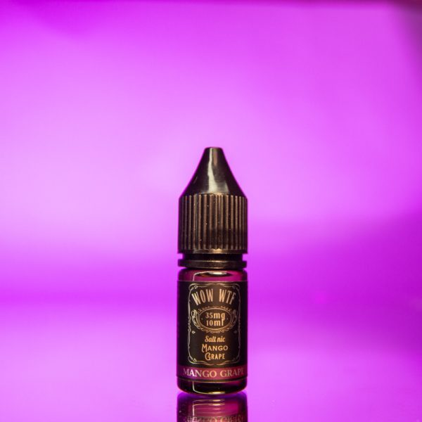 WOW WTF Salt - Mango Grape 10 ML